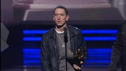 Eminem - Grammy's - Best Rap Album