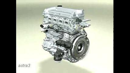 Как се прави бензи двигател
