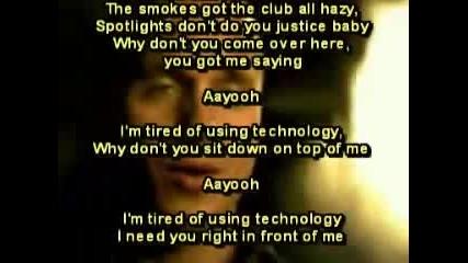 Milow - Ayo Technology - Karaoke version