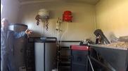 Иновативна енергоспестяваща инсталация бе представена във ферма Данчеви