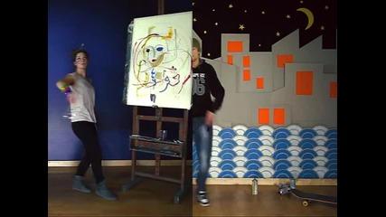 Show yourself - Nokia N9 Smartphone, Swipe dance