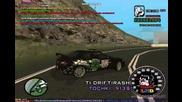Gta Drift by [lnd]crazy Gazar subaru impreza