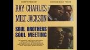 Ray Charles & Milt Jackson - How Long Blues