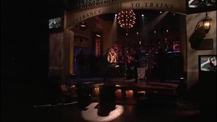 Jennifer Lopez - Starting Over (live Snl)