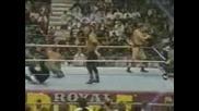 WWF Royal Rumble 1993 - Целият Мач