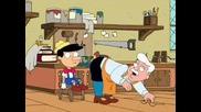 Family Guy - Пинокио И Джепето