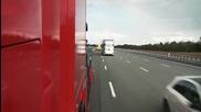 Камионът на бъдещето от Mercedes