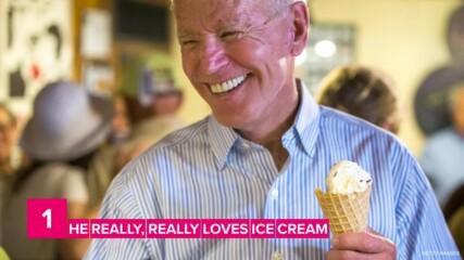 5 забавни факта за Джо Байдън