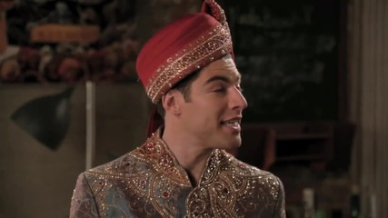 New Girl - Indian Husband from Table 34