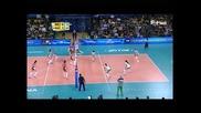 Волейболистките ни загубиха с 1:3 гейма от Русия на Мондиала