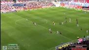 Барса с голова разлика 19:0 след бърз успех над Райо ! 04.10.2014 Райо Валекано - Барселона 0:2