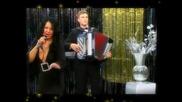 Zlata Petrovic - Dodji da mi ruke grejes - Novogodisnji program - (TvDmSat 2008)
