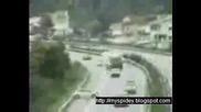 Камион Се Завърта