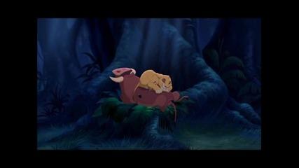 Цар Лъв 1 1/2 - The Lion Sleeps Tonight
