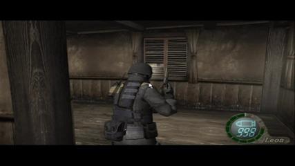 Resident evil 4 mitiz (hunk gameplay)