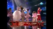 X - Factor Bulgaria: Коледен концерт (07.12.2011) - част 2/2