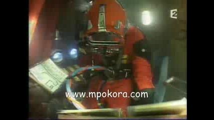 Matt Pokora В Fort Boyard 2006 Part 4