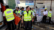 Israel: Paramedics and police evacuate stampede victims' bodies
