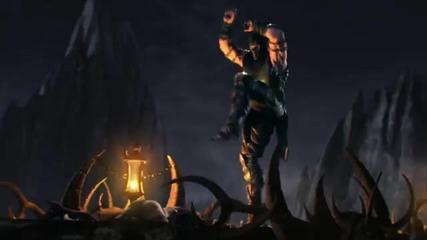 Mortal Kombat 9 cinematic Trailer