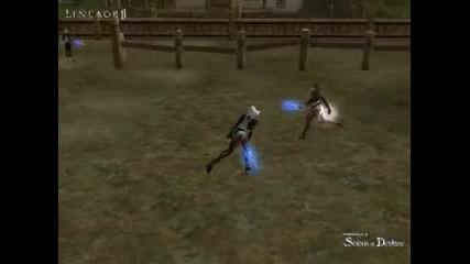 Abyss Walker vs Treasure Hunter