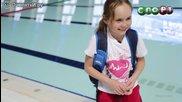 Спортна мотивация от 8 годишната Ирина Черных