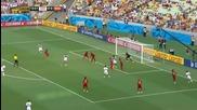 Германия 2 – 2 Гана // F I F A World Cup 2014 // Germany 2 – 2 Ghana // Highlights: First Half