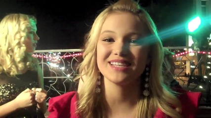 Olivia Holt : Recording Music