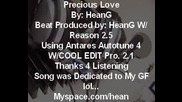 Autotune 2nd Complete Song - - Precious Love