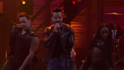 Luis Fonsi - Despacito Live From Conan 2017