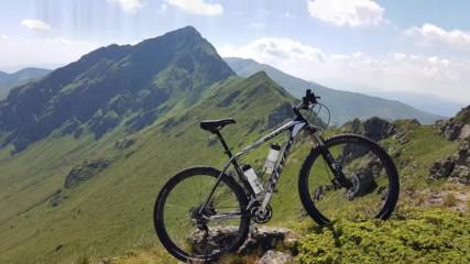 Подробно 1 Част - От връх Ком до нос Емине с колело 650км 2017г