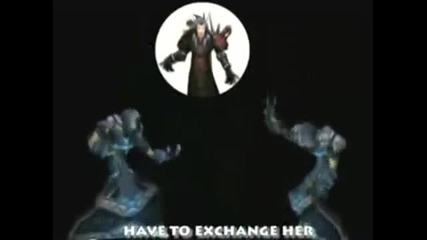 Nhym - Deathknight Rap Wow parody
