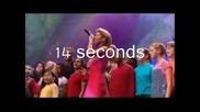 Celine Dion - Long Notes Live (9 sec - 17 sec) / Гласът На Селин Дион