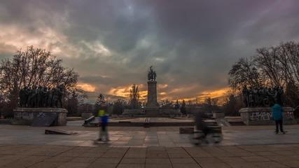 България - Таймлапс (гр. София 2013)