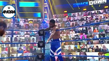ESTA NOCHE en #SMACKDOWN: WWE Ahora, May 7, 2021