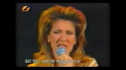 Celin Dion - Fly (live)