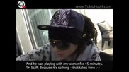 Tokio Hotel Tv Ep 31 - La Trip And Uk Fan Action