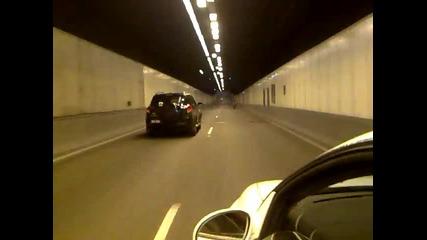 kawasaki ninja zx6r в Тунел