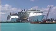 Най-големият круизен кораб на планетата! - Oasis of the Seas