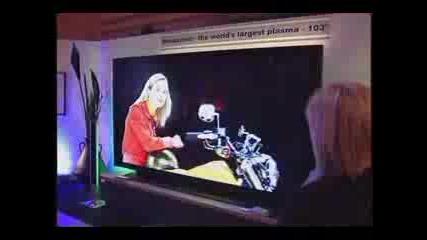 Най - Големият Плазмен Телевизор!!!