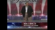 Neal E Boyd - Americas Got Talent
