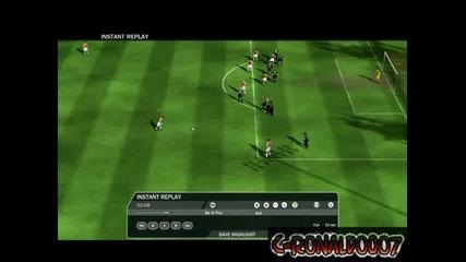 Гол На Del Piero На Fifa 09 №2