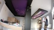 Два дена работа за четири минути (тавани в Карнобат)