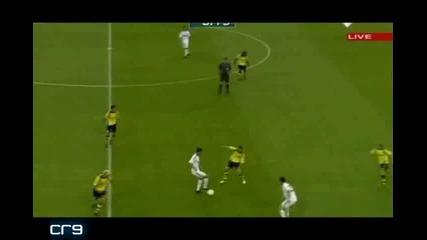 Cristiano Ronaldo - Real Madrid 20092010 Vbox7