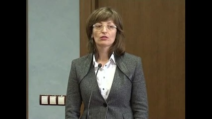 Лиляна Павлова предаде поста на Екатерина Захариева в регионалното министерство