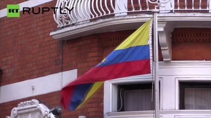 London Police Stop Watching Julian Assange, Depart Ecuadorian Embassy