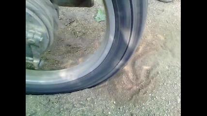 Гошо карбуратора пали гумата на Симсон