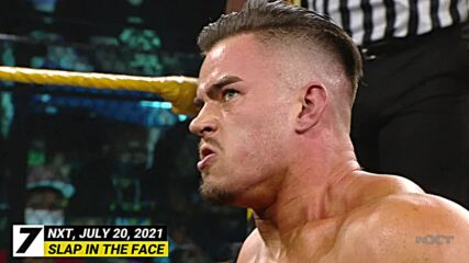 Top 10 NXT Moments: WWE Top 10, July 20, 2021