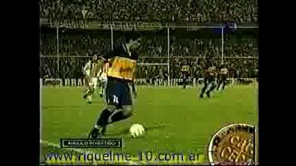Футболен Финт