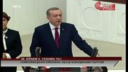 Turkey: Erdogan discusses rebuilding Russian relations and EU visa-free travel