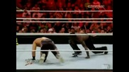 Primo & Epico vs Kofi Kingston & R - Truth | Wwe Raw - 20.2.12